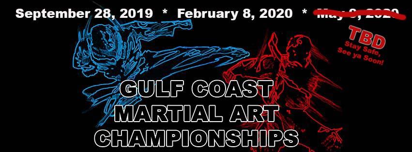 Gulf Coast Martial Art Championships